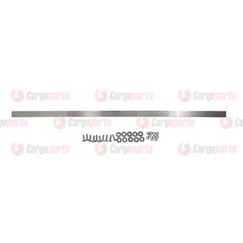 Bara, Platband prindere, Montare Aparatori noroi, din aluminiu, 2400mm (2,40m)