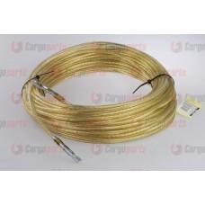 Cablu Vamal Tir, Insertie, Diametru 6mm, Lungime 34m