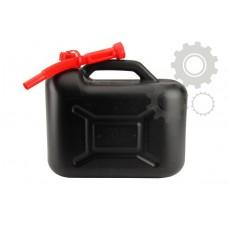 Canistra de Plastic cu Palnie, pentru Combustibil, 20 L, Borg Hico