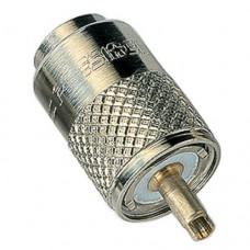Conectori PL 259/9 Pentru Cablu Antena De 9/11mm, President