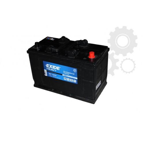Acumulator Auto Exide HEAVY 12V, 120Ah / 870A, Cod EF 1202