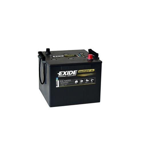 Acumulator Auto Exide GEL 12V, 110Ah / 1200Wh, Cod ES 1200