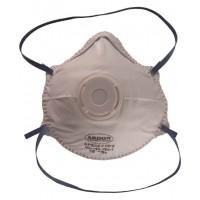 Masca faciala de protectie respiratorie FFP2 cu Valva / Supapa pt expiratie, Protectie la Particule solide, lichide si uleioase, Stropi, Pulberi, Praf, AP 522