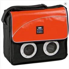Frigider Auto Geanta Smart PNI E14 Conectare 12V, Culoare Black/Orange, Capacitate 13.5L