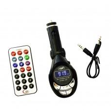 Modulator FM si MP3 Player Auto, FunBox