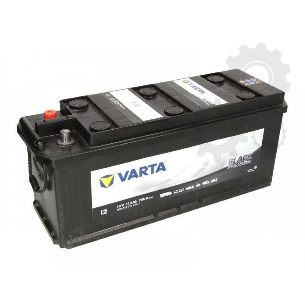 Acumulator Auto Varta HEAVY DUTY 12V, 110Ah / 760A