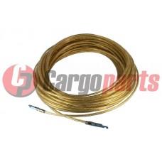 Cablu Vamal Tir, Insertie, Diametru 8mm, Lungime 34m