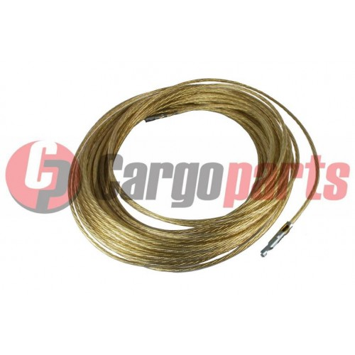 Cablu Vamal Tir, Insertie, Diametru 6mm, Lungime 28m