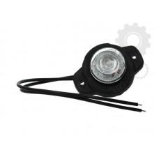 Lampa Gabarit, Cu LED, Lampa Pozitie, 12-24V, Culoare Alba
