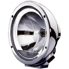 Proiector Ceata Rotund, 12V, 24V, CELIS, Diametru 170mm, Carcasa Cromata, Pozitie Pe LED