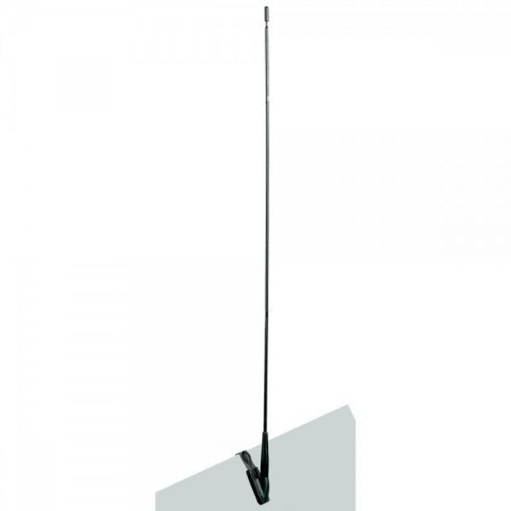 Antena Statie Radio Auto CB, Albrecht AF 393 Montaj Geam Lungime 65cm