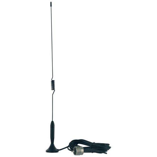 Antena Statie Radio Auto CB, Albrecht Ministar 27, 31cm, Magnet Inclus