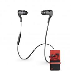 Casca Bluetooth Stereo, Handsfree, Universal PLANTRONICS BlackBeat GO 2 - Black, Negru + Husa Incarcare