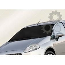 Husa Auto Antiinghet Pentru Parbriz, 110-160x75 cm, 110x160x75 cm, Mammooth