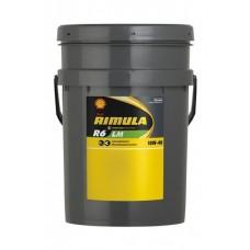 Ulei Motor SHELL RIMULA R6 LM 10W40 - 20L