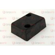 Tampon Remorca, Dreptunghiular 130x170x65mm (13x17x6.5cm)