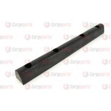 Tampon Cauciuc Remorca 600x55x55mm (60x5.5x5.5cm)