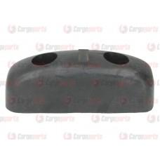Tampon Cauciuc Remorca 125x40x45mm (12.5x4x4.5cm)