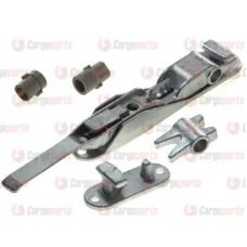 Maner, Zavor Inferior, Inchidere Usa Spate Remorca, Semiremorca, Pentru Diametru 16-18mm (1.6-1.8cm)
