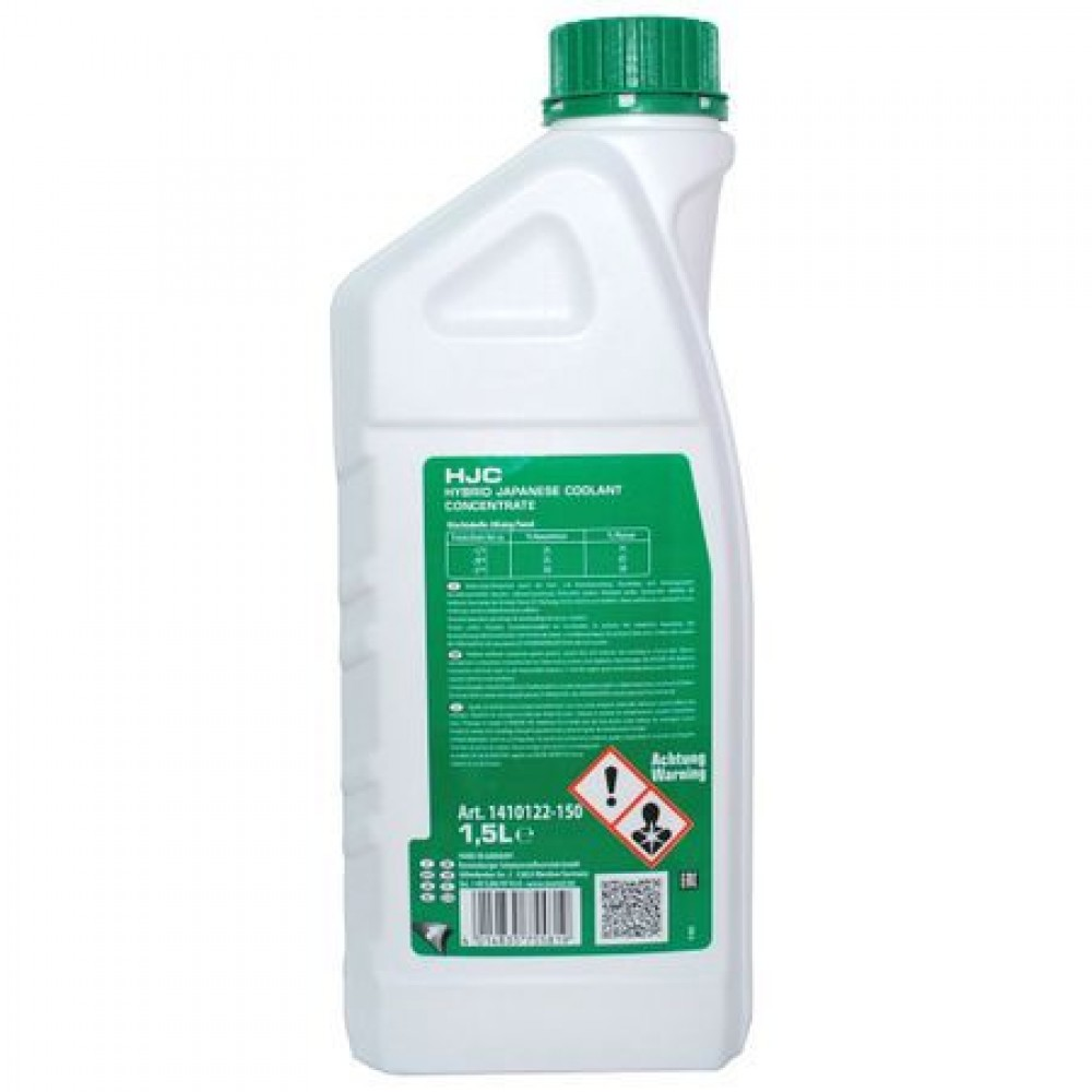 Antigel concentrat RAVENOL HJC Protect FL22 Verde 1.5 L