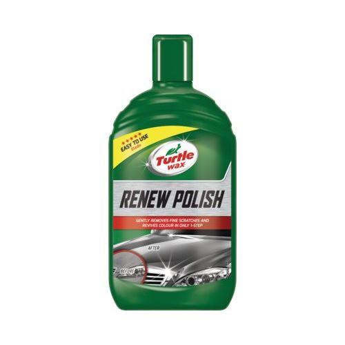 Green Line Renew Polish 500 ml - solutie de polish, lustruire si luciu