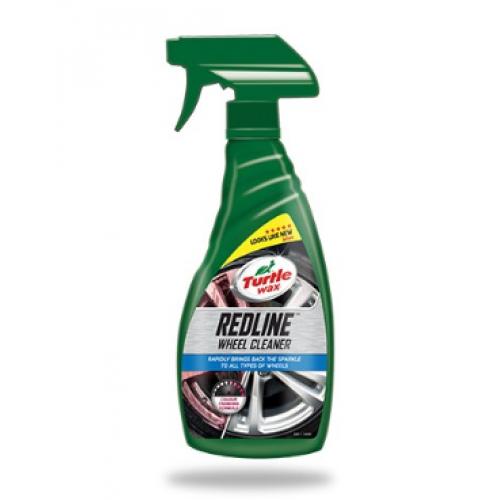 Redline Wheel Cleaner Turtle WAX 500 ML - agent curatare jante si capace auto