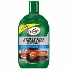 Turtle Wax Sampon Auto Si Ceara Streak Free Wash & Wax 1L