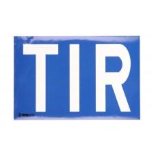Autocolant TIR, Eticheta Autocolanta TIR, 200 x 300 mm ( 20 x 30 cm )