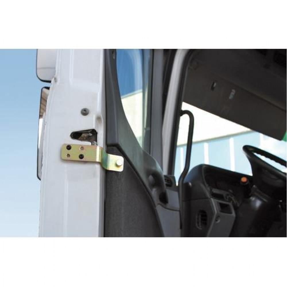 Antifurt Usa Cabina, Sistem Blocare Usa Cabina - Mercedes Actros MP1, MP2, MP3 - Set 2 Bucati