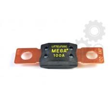 Sigurante Auto Mega, Plate, 100A, L = 50mm