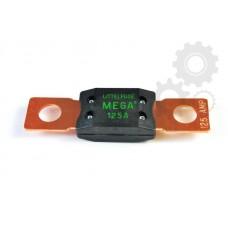 Sigurante Auto Mega, Plate, 125A, L = 50mm
