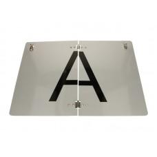 Placa Pliabila Pentru Transport Deseuri - 400 x 300 mm ( 40 x 30 cm )