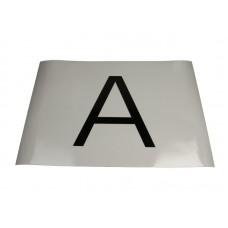 Placa Magnetica Pentru Transport Deseuri - 400 x 300 mm ( 40 x 30 cm )