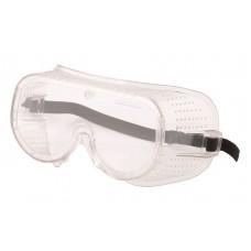 Ochelari de Protectie Transparenti, Panoramici, cu Aerisire Directa, anti aburire, Ochelari de Protectia muncii, ADR