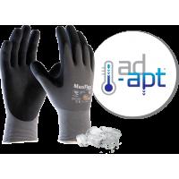 Manusi de Lucru pt Mecanica Auto, pt lucru mecanic si de precizie, Anti Transpiratie, cu reglaj termic, din spuma de Nitril, Maxi Flex Ultimate Gloves, Set 2 bucati
