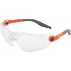 Ochelari de Protectie Transparenti, Panoramici, anti aburire, anti zgarieturi, tratati UV, Dublu Ajustabili